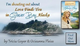 """Giveaway! """"Love Finds You in Glacier Bay"""""""
