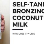 How does Bronzing Coconut Milk work?
