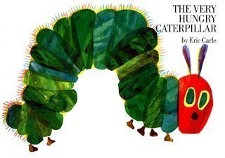 """The Very Hungry Caterpillar"" Healthy Eating Habits Giveaway!!"