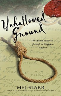 """Unhallowed Ground"" by Mel Starr Book Review"