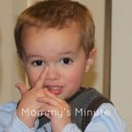 Mother's Day Questionnaire 2012 – Age 2.5