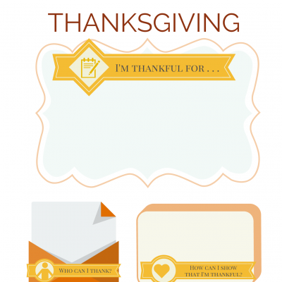 The Gift of Giving Thanks